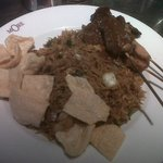 Nasi Goreng, very authentic