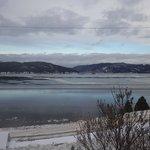 Vue sur le Fjord de Saguenay