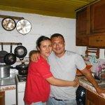 Carlos y Jessica
