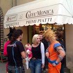 Movida Lucchese solo al Bar Monica il Barino di Giò consigliato dalla Rondine Lucca casa vacanze