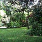 Magellan courtyard