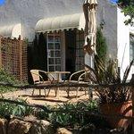 Cottage mit Terrasse