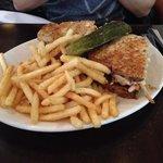 Sandwiches grilled chicken