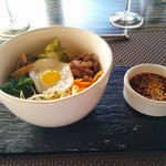 Special Bi Bim Bap on our second day!