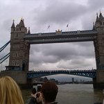 Tower Bridge is really close