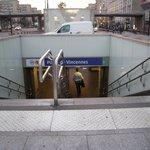 地下鉄乗り場