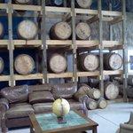 Rum in them barrels matey