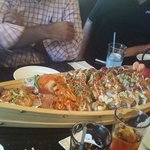 Sushi Boat Combo for 6 people