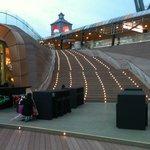 @at sentosa Boardwalk