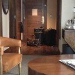 1-bedroom suite. very comfy.