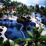 W Retreat pool