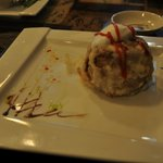 Fried Tempura Ice cream