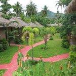 Bungalow Anlage Tauchen Koh Samui