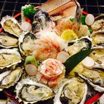 Oysters and special fish