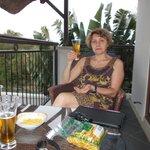 La terrasse et la bière par 27°c
