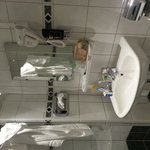 bathroom...clean & bright