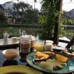 Breakfast at Hoi An Chic