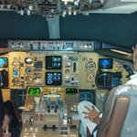 The Boeing 767, see who's Captain .....not me!