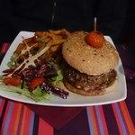 Burger foiegras