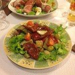 Entrée Légumes Italien grillée....