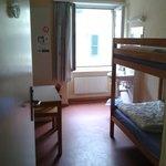 Schlafsaal mit 6 Betten