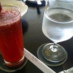 Juice Served