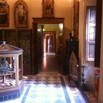 Museo Stibbert a Firenze, una sala