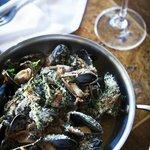 clams dish