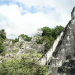 view of Tikal