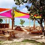The Beach Barbecue Area