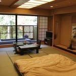 Sitting Room & Balcony