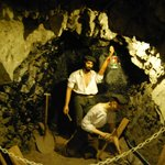 Como trabajaban en los 50's los mineros