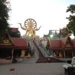Вид на Будду