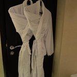 халаты в номере