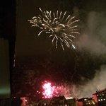 Friday Eve Fireworks