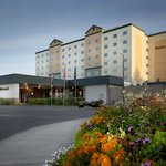 Westmark Fairbanks Hotel Exterior