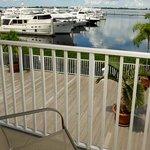 Suite Balcony View