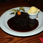 Sticky Toffee Pudding -- Yumm!