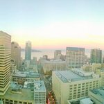 Puget Sound and Space Needle views