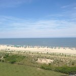 Beach View from Chesapeake 5th floor room