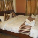 Very nice hotel at lakeside, pokhara