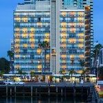 Stay on the bay for the Holidays at Wyndham San Diego Bayside
