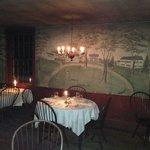 Dinning Room Old Inn On The Green