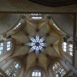 teto do altar central