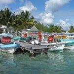 Un village de pêcheurs à la fois charmant et sécuritaire