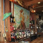 Neptune Bar - small but friendly -- and historic!