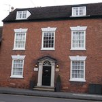 Ferndale House, the annexe to the Coleshill Hotel.