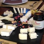 Beppe's cheese