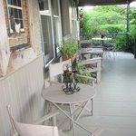 Nice & Quiet Porch