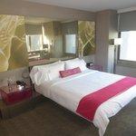 La habitación 4412, amplia, moderna y funcional